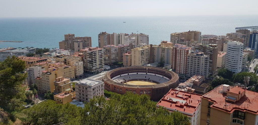 Visting Malaga