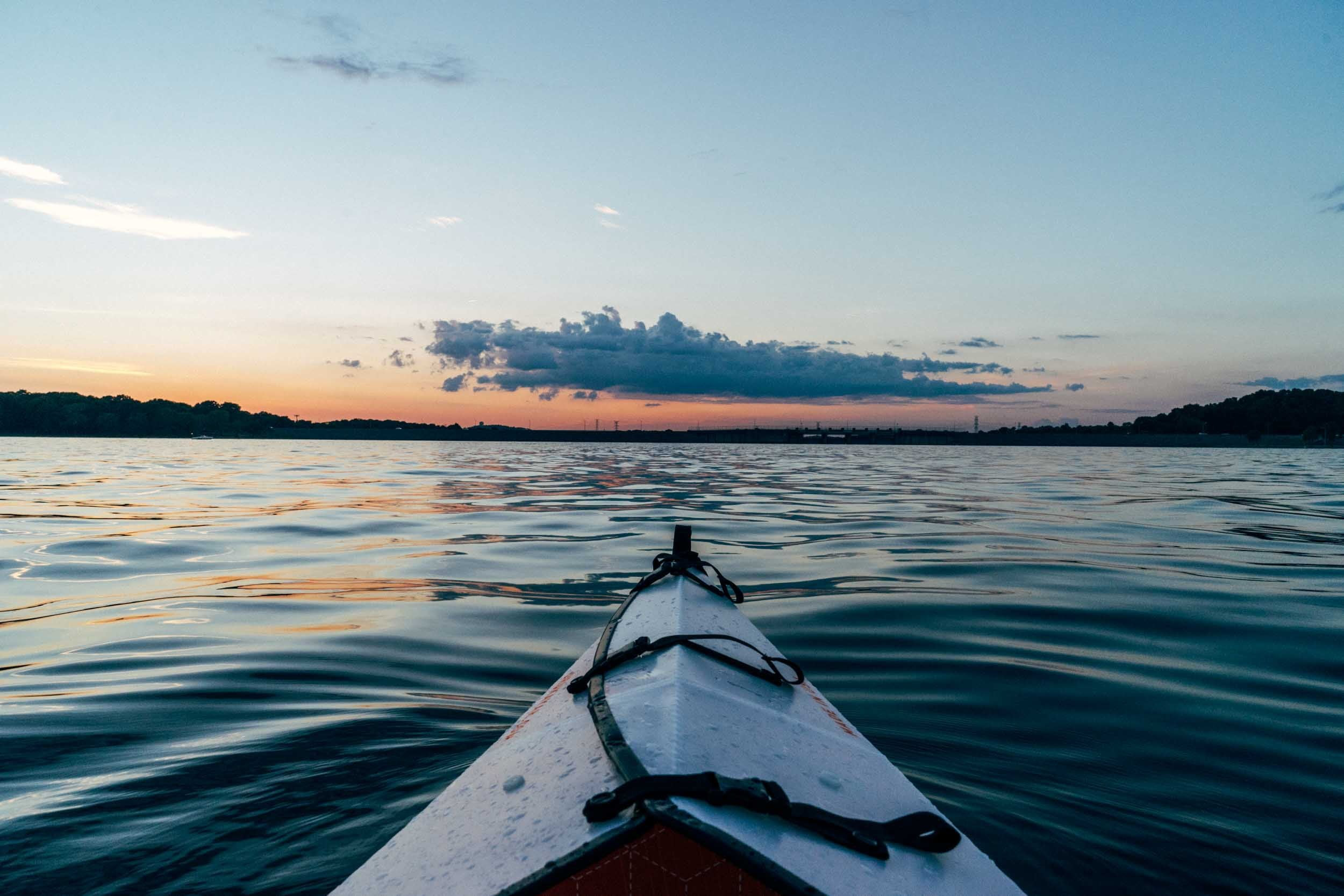 Water Activity in Malaga: Kayak