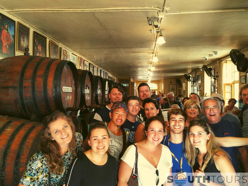 malaga free walking tour wine introduction