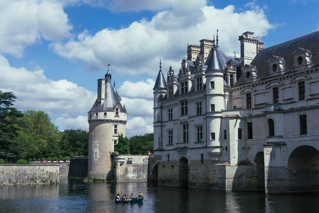 French castles: Chenonceau
