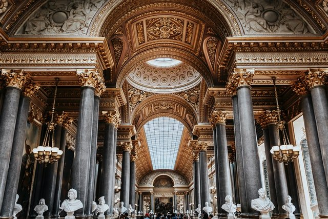 French castles : Versailles
