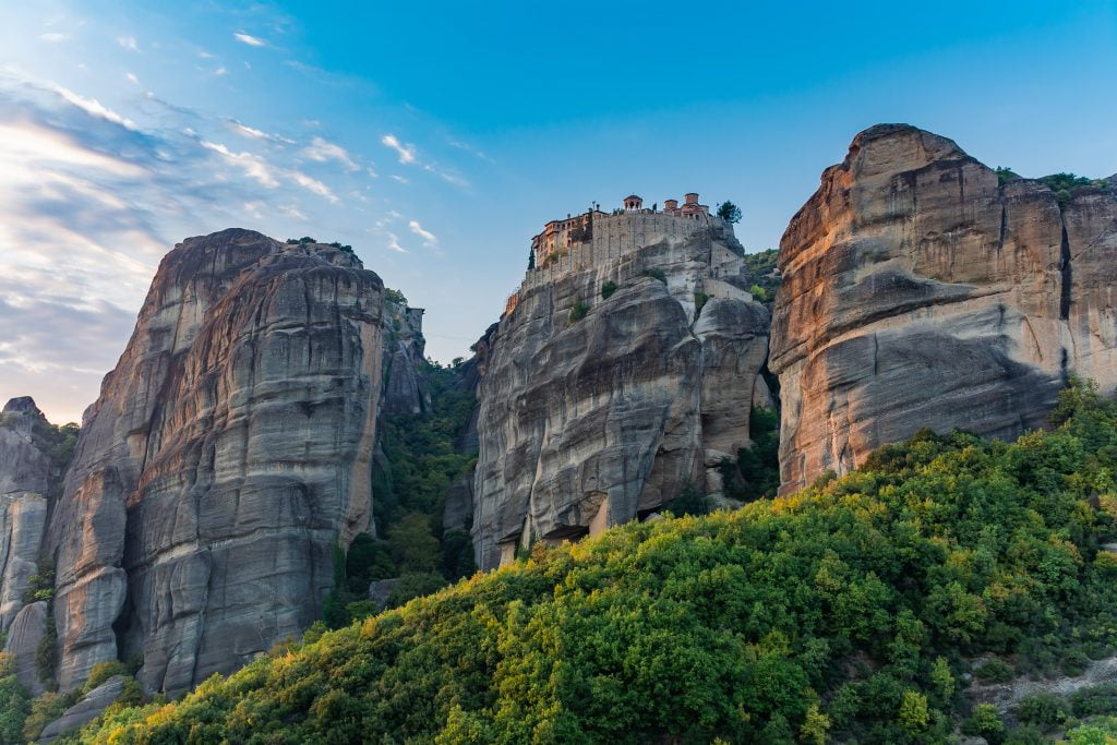best places to photograph Meteora