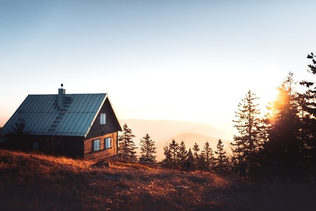 Types of accommodation : cabins