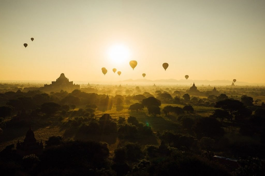 best places to photograph Bagan
