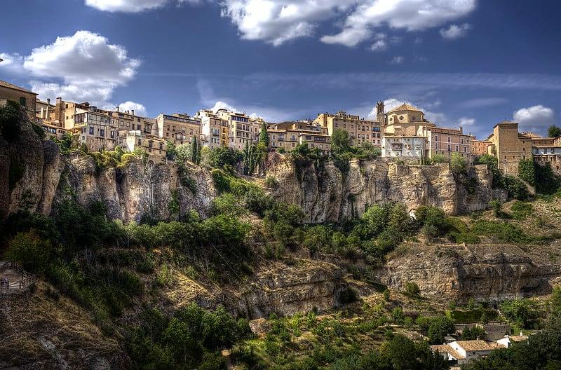 roas trip through Spain, Cuenca