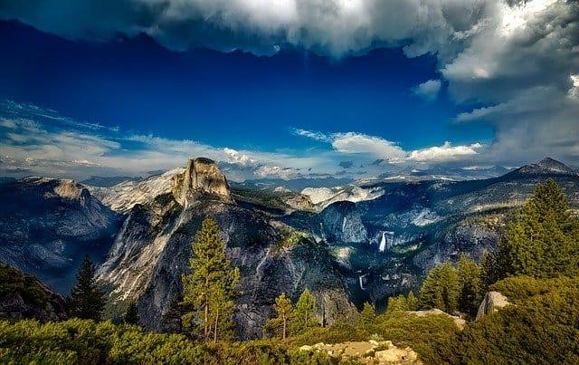 most beautiful national parks, Yosemite
