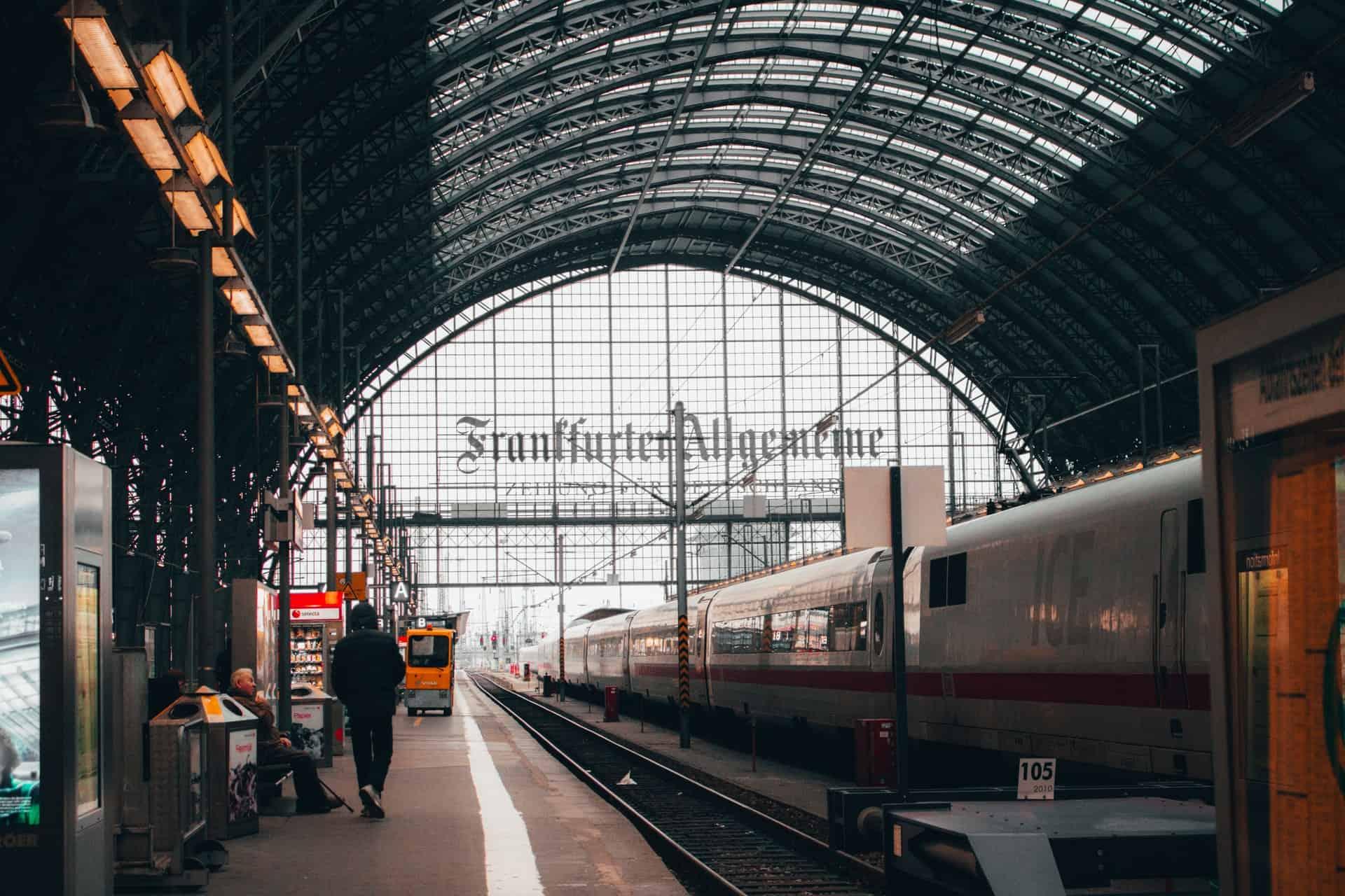 Eurail Pass and Interrail Pass (1)