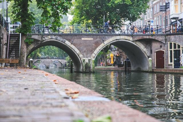 Best canals in Europe, Oudegracht