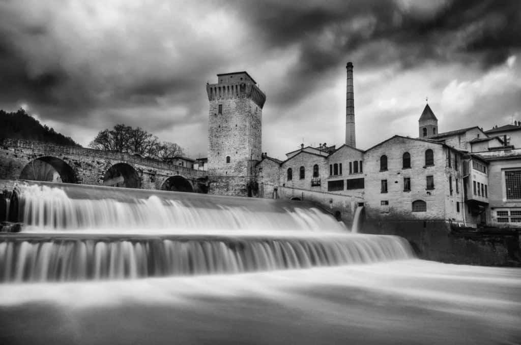 Ancient Bridges in Italy: Ponte Romano, Fermignano