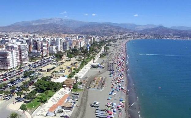 Picture of dog-friendly Beach Torre Del Mar