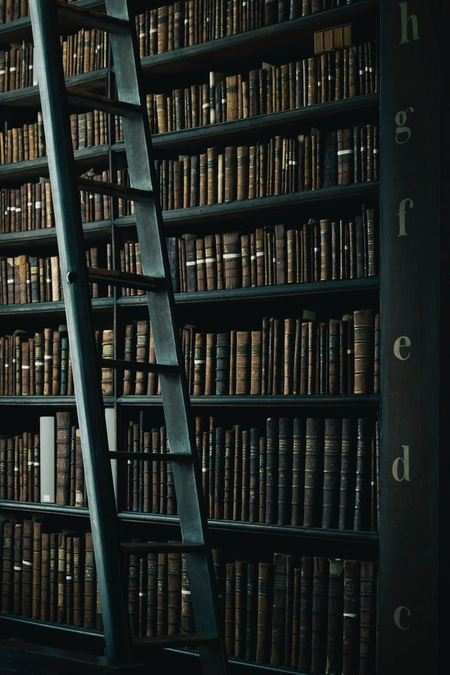 Library of Trinity College, Dublin.Top 6 best libraries