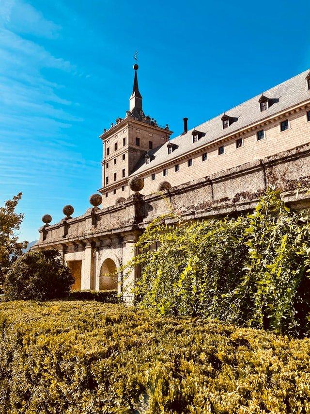 Royal Monastery of San Lorenzo.Top 6 best libraries