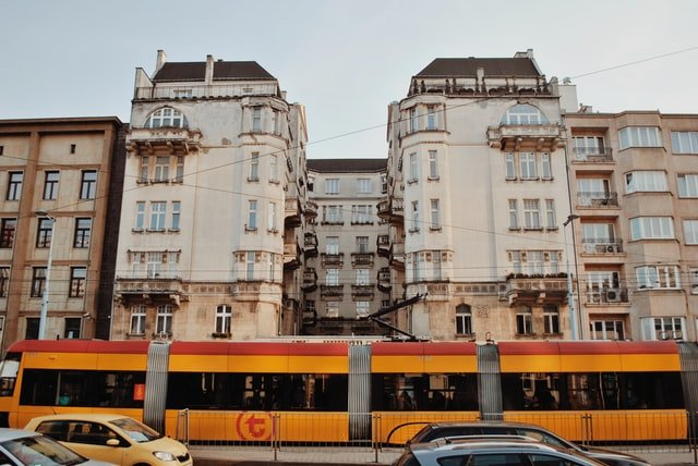 Weekend in Warsaw: accomodation