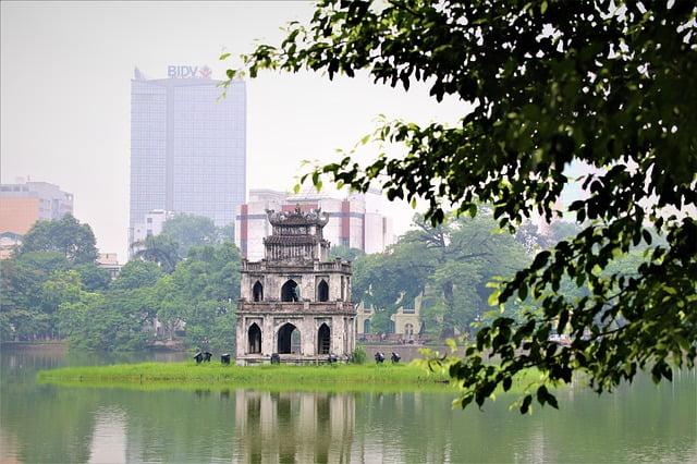 Places you should visit in Vietnam: Hanoi