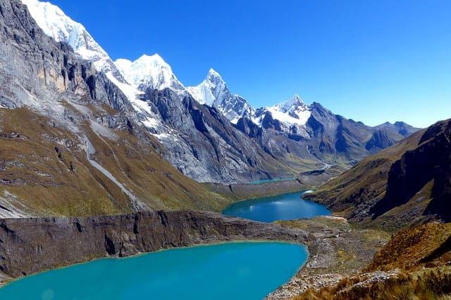 Travel guide to Perù: Huayhuash