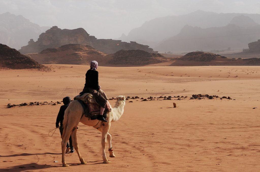 Road trip around Jordan