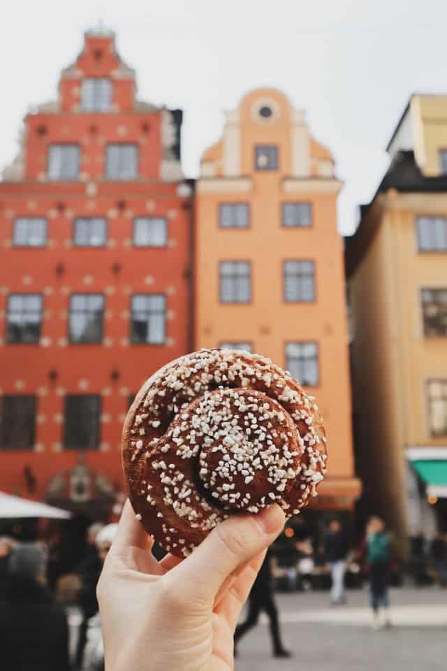 Non-touristy Stockholm