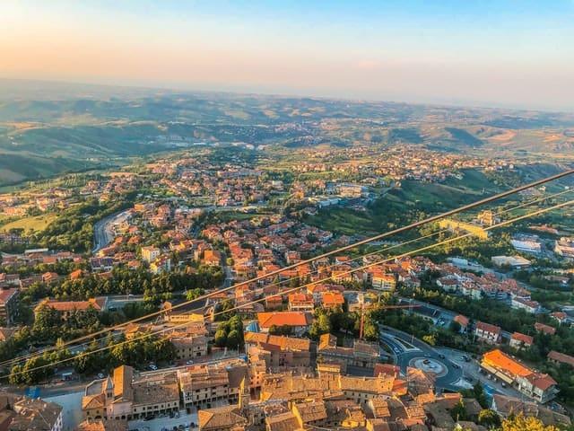 Plan a visit to San Marino