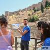 malaga free walking tour alcazaba